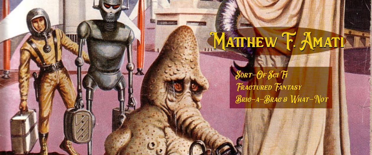 Matthew F. Amati