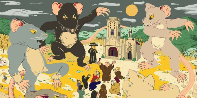 "New story ""Rats"""